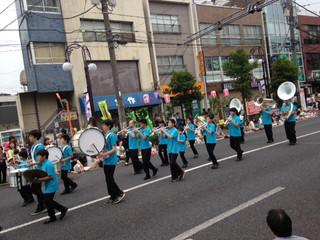 菖蒲まつりパレード