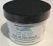 Day At The Beach Body Scrub