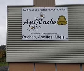 Apiruche dans l'Allier