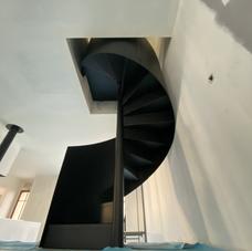 Escalier Colimaçon ruban