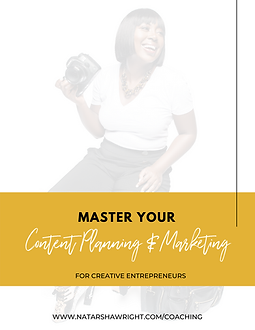 Master Your Content Planning & Marketing
