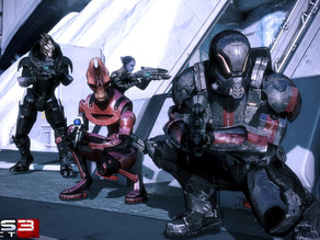 Falling in Love with Mass Effect 3 Multiplayer all Over Again