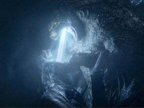 Letters from the Pandemic (aka Al's written review of Godzilla(2014))