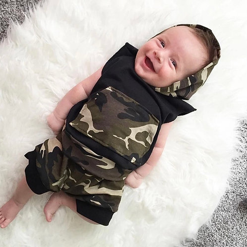 Baby Warrior