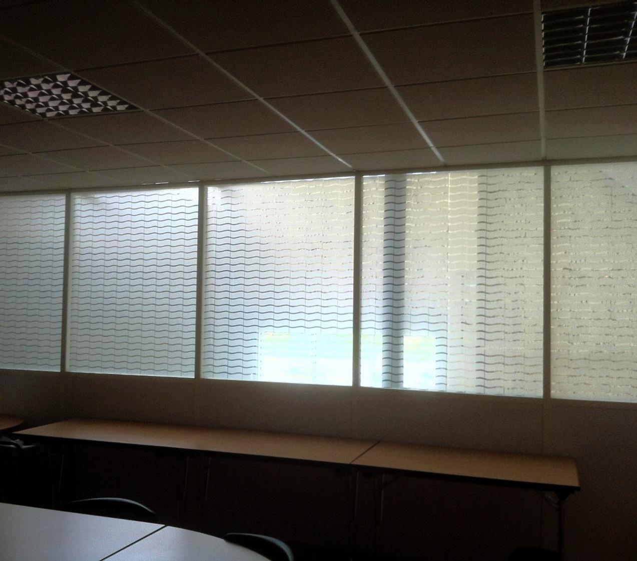 film de discrétion cortina
