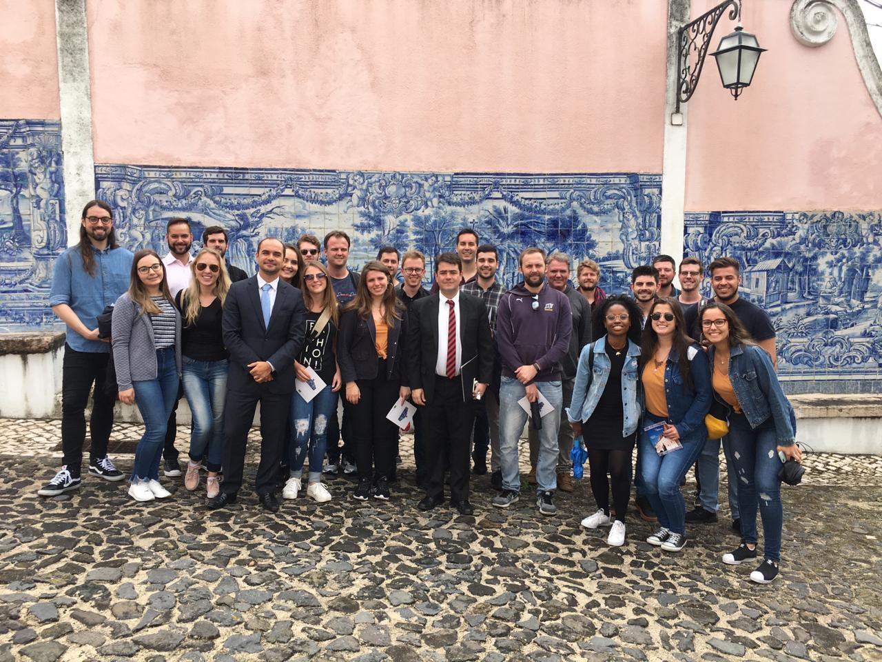 GRUPO UNIVATES – Bruxelas e Lisboa – out