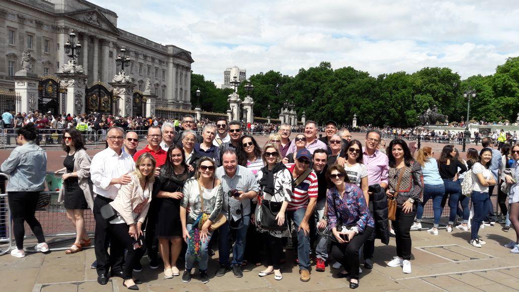 Grupo 300 anos da Maçonaria