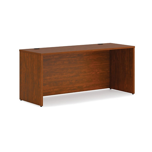 """HON Mod Credenza Shell   66""""W   Russet Cherry Finish"""