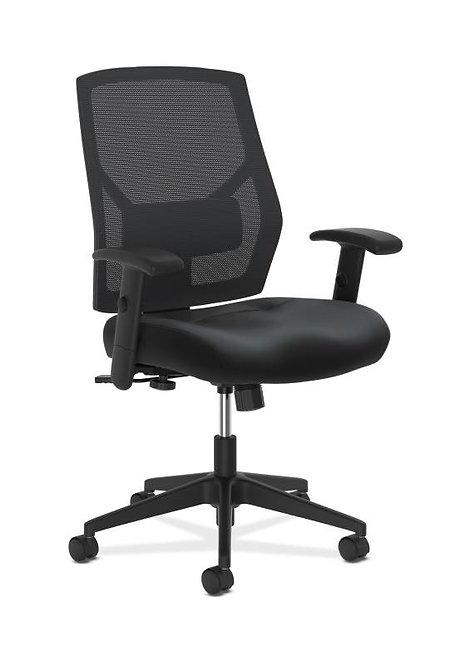 HON Crio High-Back Task Chair | Mesh Back | Adjustable Arms | Adjustable Lumbar
