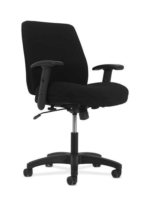 HON Network Mid-Back Task Chair | Swivel-Tilt Control