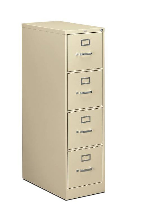 HON 310 Series Vertical File | 4 Drawer | Letter