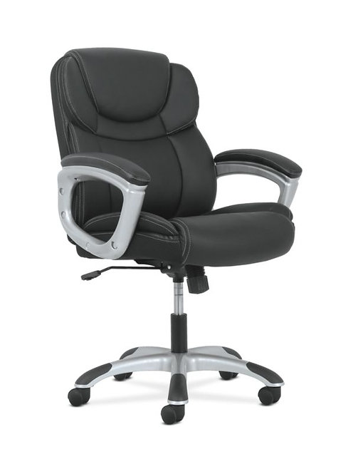 Sadie Mid-Back Executive Chair | Padded Arms