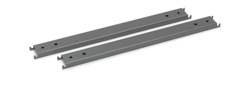 HON Double Rail Hanging File Rack | 2 Pack