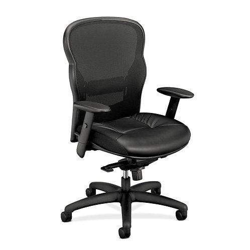 HON Wave Mesh High-Back Task Chair | Knee-Tilt | Adjustable Arms
