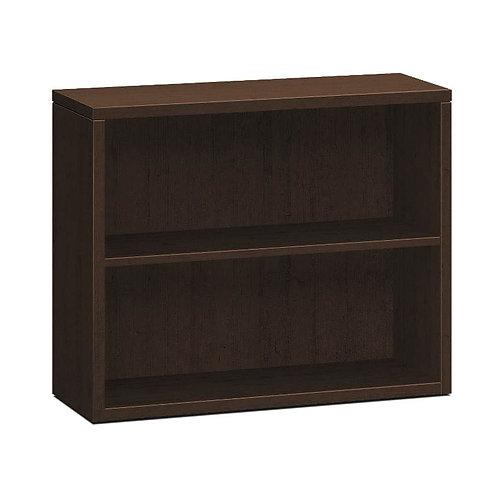 "HON 10500 Series Bookcase | 2 Shelves | 36""W"