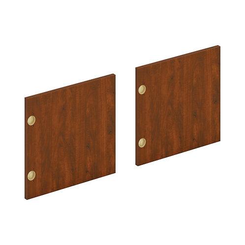 "HON Mod Laminate Doors | Set of 3 | 48""W | Russet Cherry Finish"