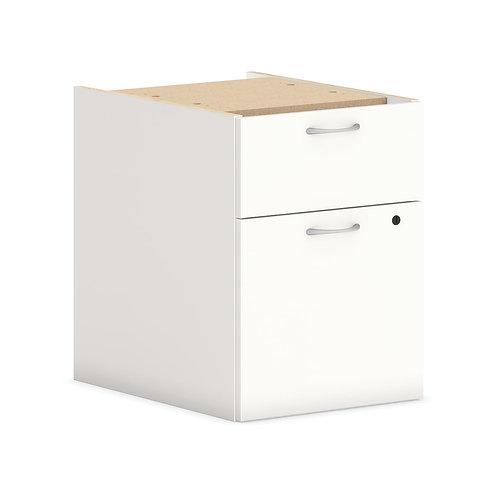 """HON Mod Hanging Pedestal   1 Box / 1 File Drawer   15""""W"""