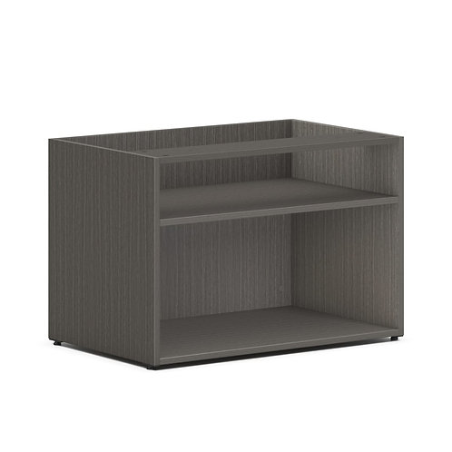 """HON Mod Low Open Storage Credenza 