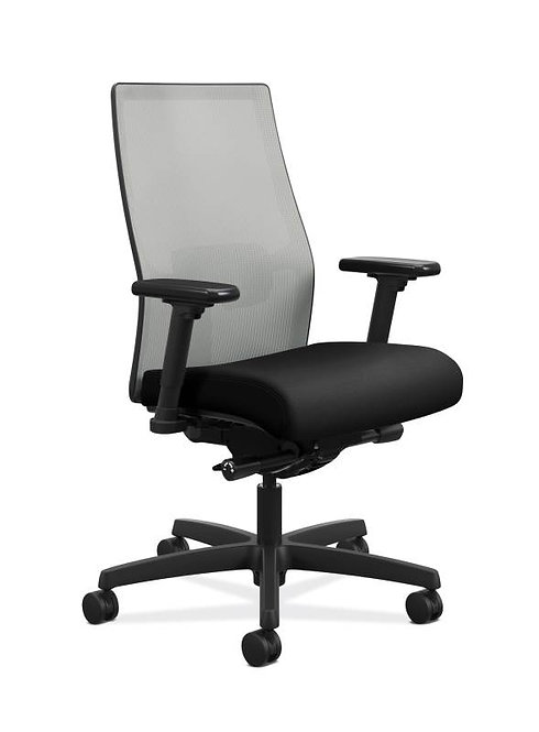 HON Ignition 2.0 Mid-Back Task Chair | 4-way stretch Mesh Back