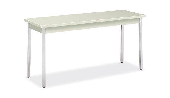 "HON Utility Table | Rectangle | 60""L x 20""W"