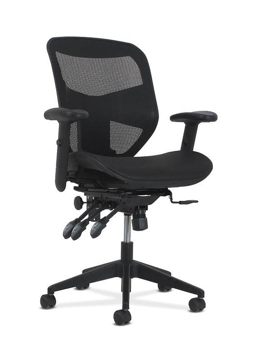 HON Prominent High-Back Task Chair | Asynchronous Tilt Control