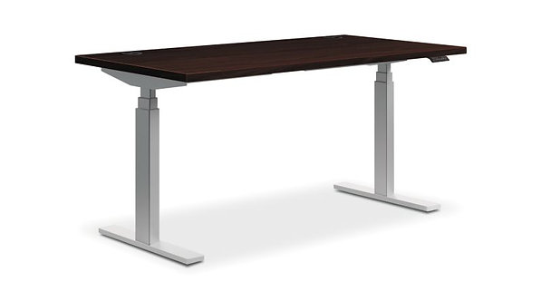 "HON Coordinate Height-Adjustable Table | 60""W"