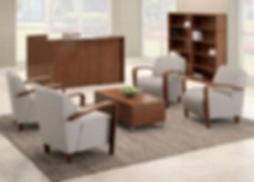remanufactured office furniture