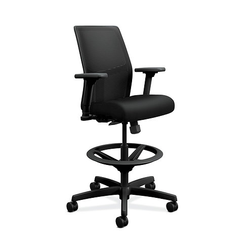 HON Ignition 2.0 Low-Back 4-way stretch Mesh Task Stool