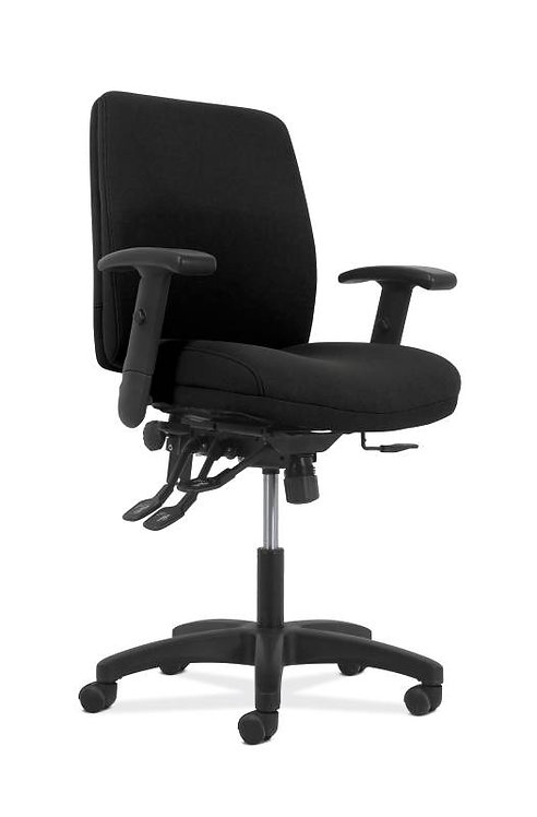 HON Network Mid-Back Task Chair | Asynchronous Control
