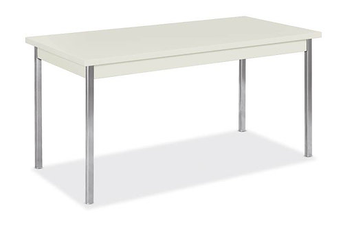 "HON Utility Table | Rectangle | 60""L x 30""W"