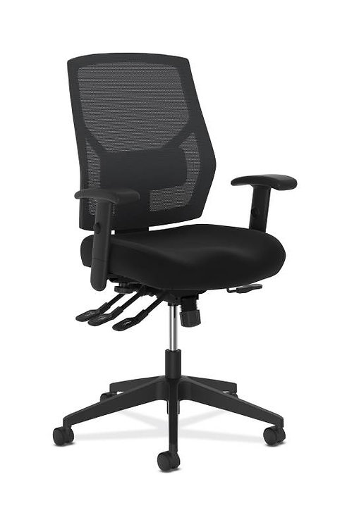 HON Crio High-Back Task Chair | Mesh Back | Adjustable Arms