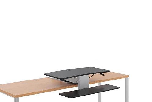 HON Coordinate Mounted Desktop Riser