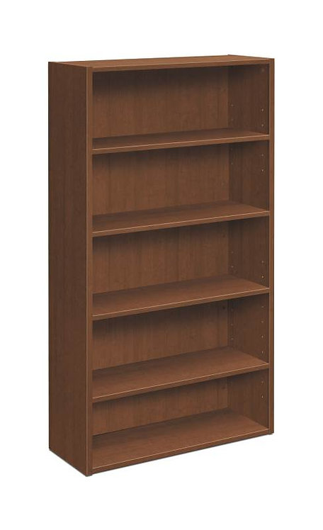 "HON Foundation Bookcase | 5 Shelves | 32""W"