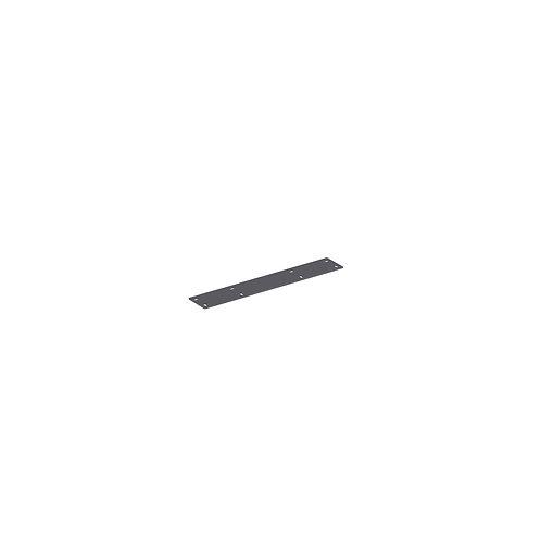 "HON Mod Flat Bracket | 24""D | Graphite Finish"