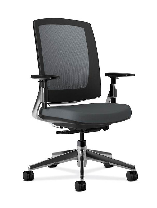 HON Lota Task Chair | Mid-Back | Mesh Back | Weight Activated Tilt