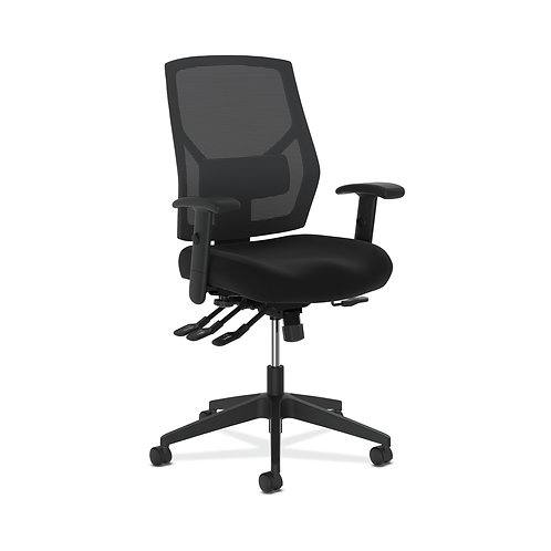 HON Crio High-Back Task Chair | Mesh Back | Adjustable Arms