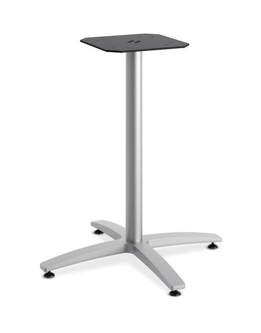 "HON Between X-Base | Seated Height | For 30"" and 36"" Tops"