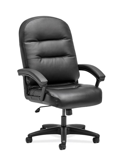 HON Pillow-Soft Executive Task Chair | High-Back | Center-Tilt