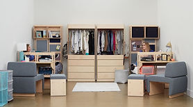 dorm furniture, room solutions