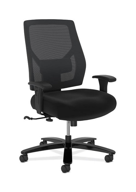 HON Crio High-Back Big And Tall Chair   Mesh Back   Adjustable Arms