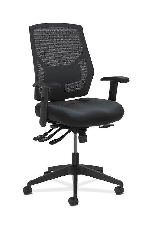HON Crio High-Back Task Chair   Mesh Back   Adjustable Arms
