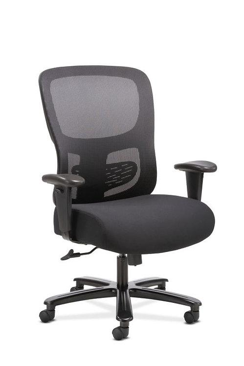 Sadie Big and Tall Chair | Height-Adjustable Arms | Adjustable Lumbar
