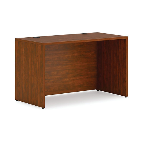 """HON Mod Credenza Shell   48""""W   Russet Cherry Finish"""