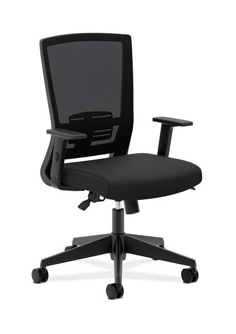 HON Mesh High-Back Task Chair | Center-Tilt, Tension, Lock, Adjustable Lumbar