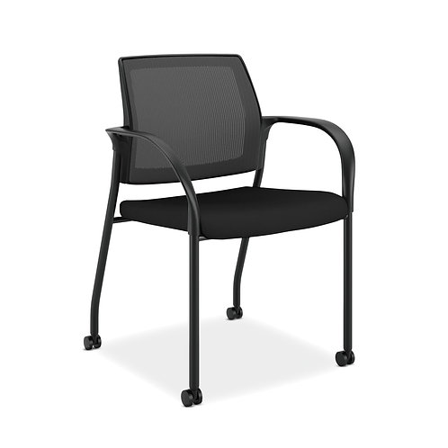 HON Ignition Multi-Purpose Stacking Chair | 4-Leg | Fixed Arms
