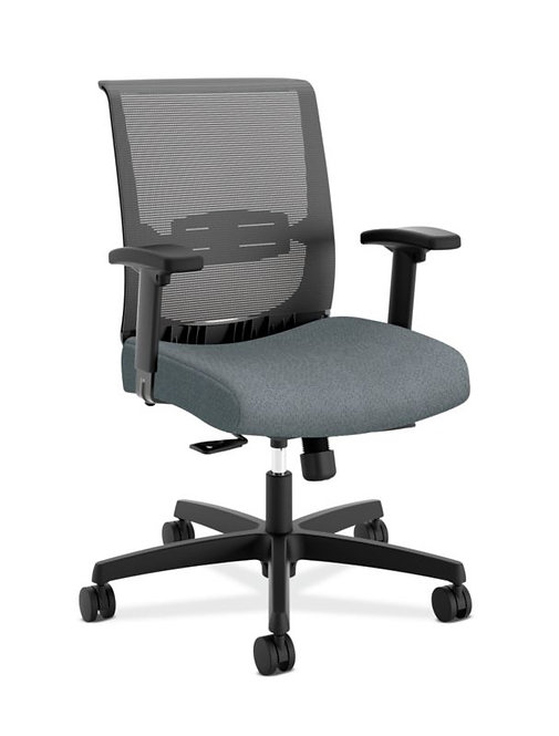 HON Convergence Task Chair | Synchro-Tilt With Seat Slide Control