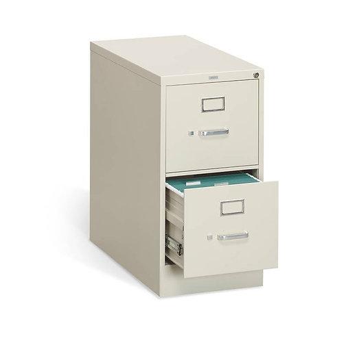 HON 310 Series Vertical File | 2 Drawer | Letter