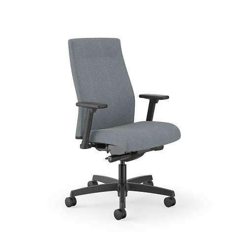 HON Ignition Mid-Back Task Chair | Easy Assembly | Advanced Synchro-Tilt Control