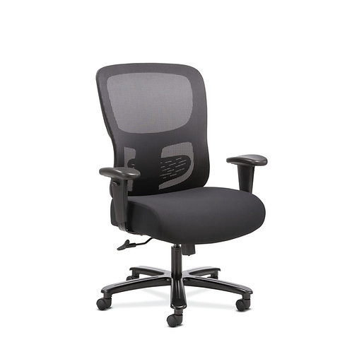 Sadie Big and Tall Chair   Height-Adjustable Arms   Adjustable Lumbar