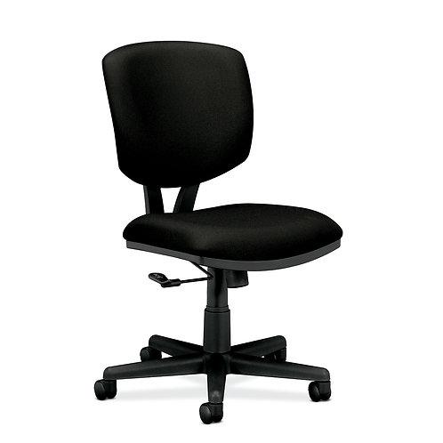 HON Volt Task Chair   Center-Tilt   Black Fabric
